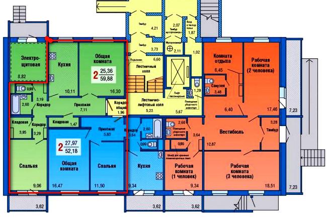 Объединение двух квартир в одну: перепланировка и реконструкция жилого помещения в многоквартирном доме, что нужно учесть собственнику