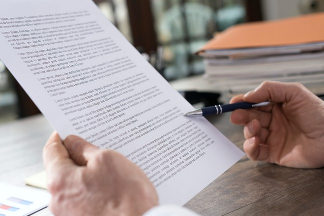 Ознакомление с материалами исполнительного производства: как написать заявление приставу