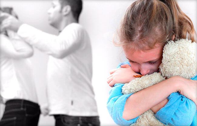 Гражданский муж угрожает забрать ребенка