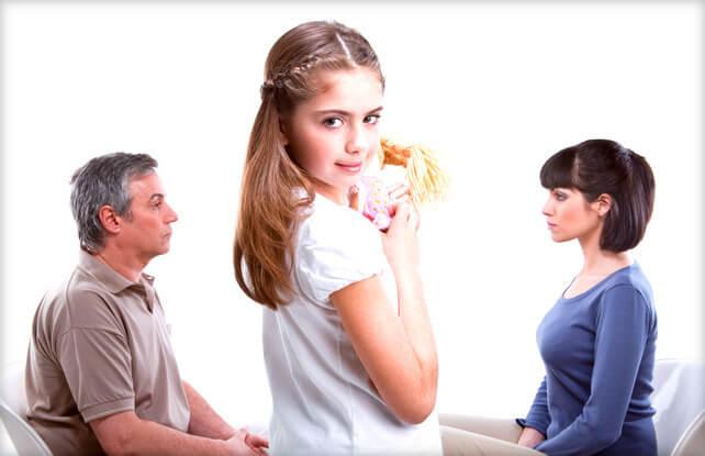 юридическая консультация после развода