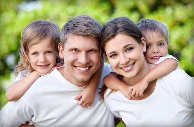 Брачно семейные отношения в РФ