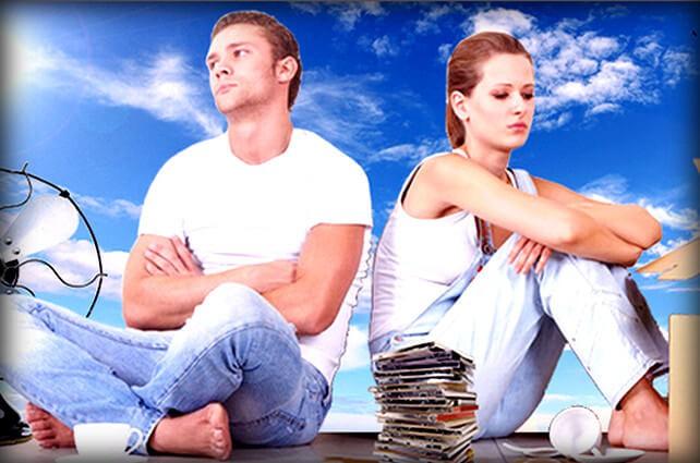 раздел имущества при разводе мнение довольно