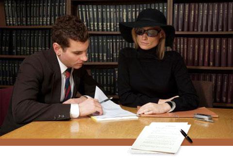 Как оформить бумаги и как вступить в наследство после смерти мужа
