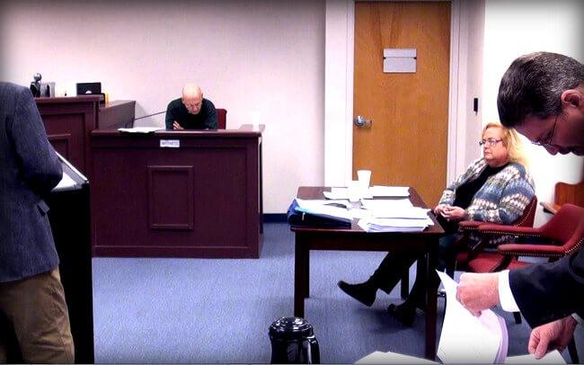 Вышестоящий суд мирового суда