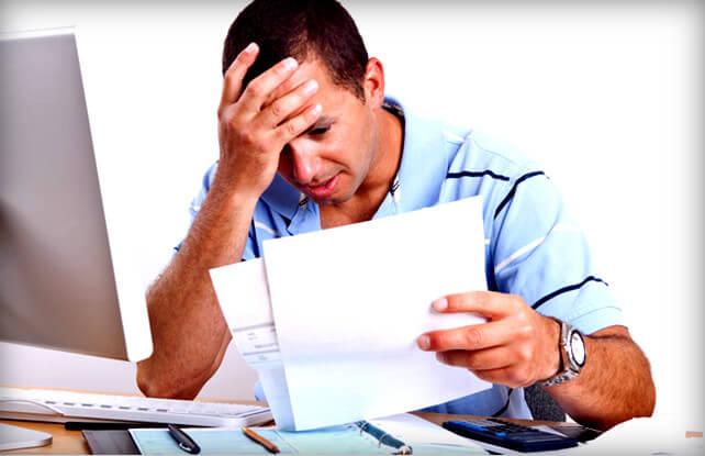 Как признать себя банкротом по кредиту