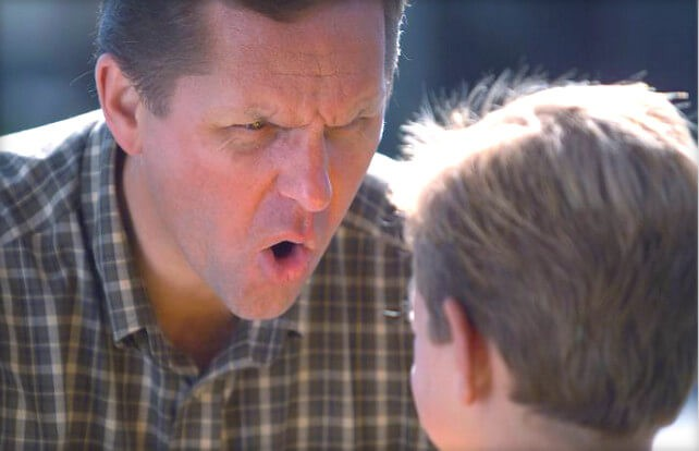 Ограничение общения детей с отцом – дебоширом