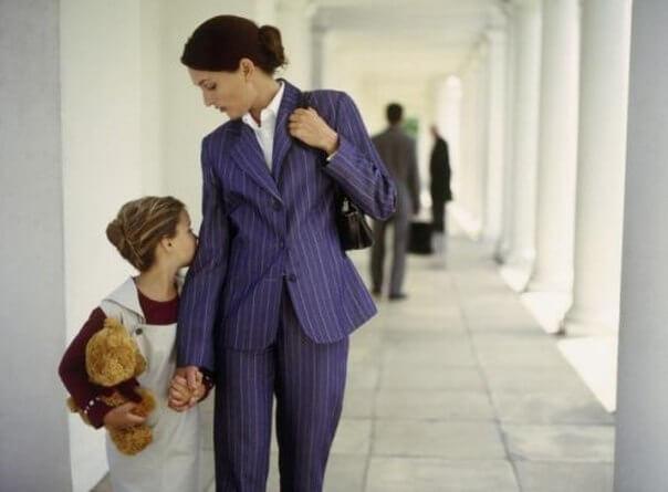 Порядок общения с ребенком после развода