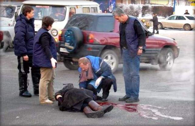 Отец сбил пешехода – что делать