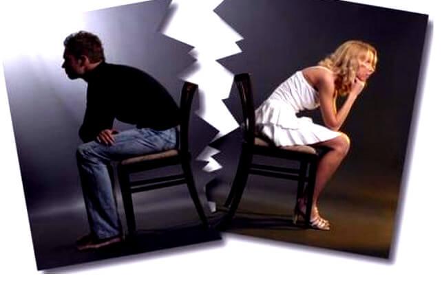 Образец искогого заявления о расторжение брака
