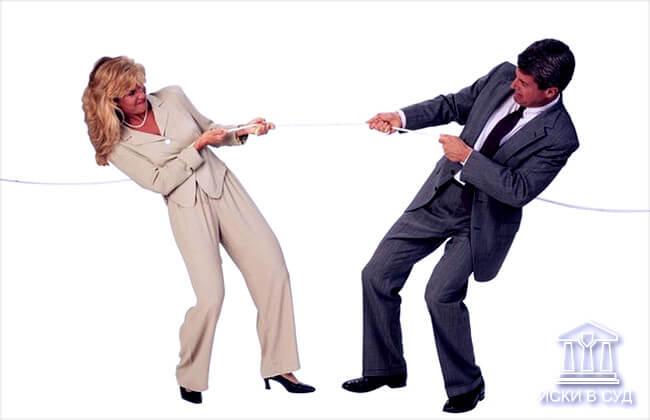 Как делятся долги между супругами при разводе и после расторжения брака