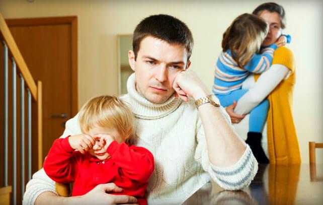 Расторжение брака в суде при наличии несовершеннолетних детей