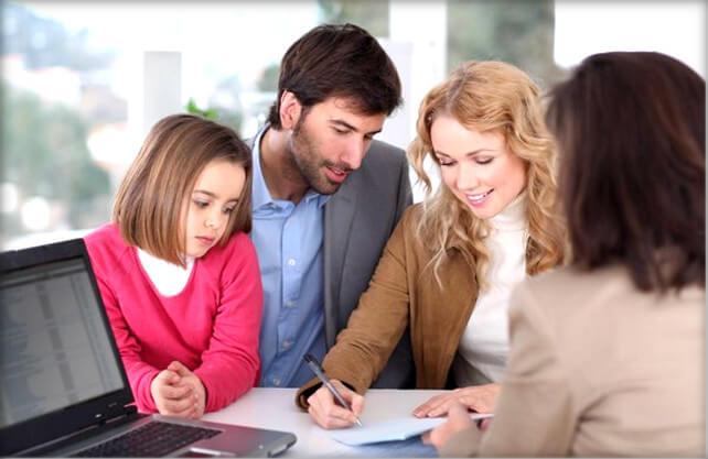 Для вас юридическая консультация по семейным вопросам